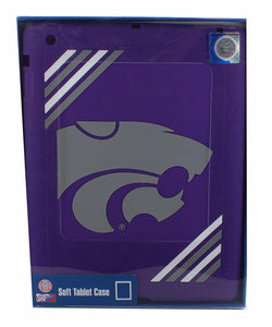 Kansas State University Wildcats NCAA iPad Soft Silcone Tablet Case