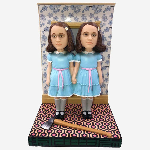 The Shining Grady Twins 8-Inch FOCO Resin Bobblehead