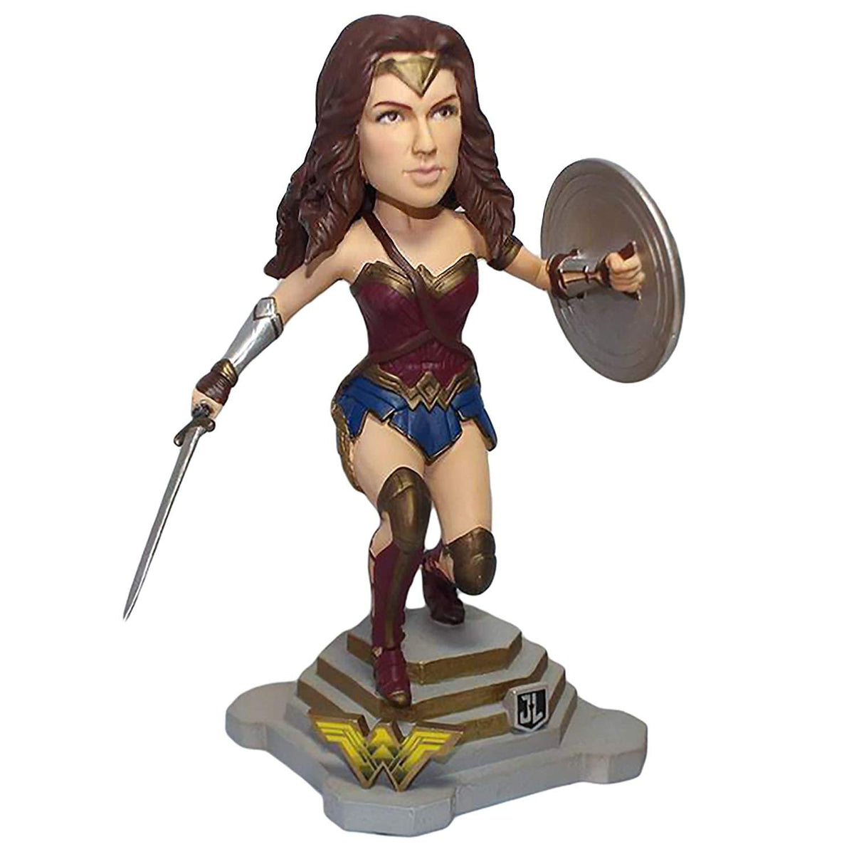 DC Justice League 8 Inch FOCO Resin Bobblehead - Wonder Woman