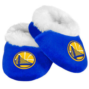 Golden State Warriors NBA Baby Bootie Slipper