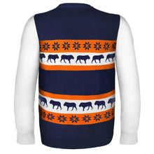 Load image into Gallery viewer, Auburn Wordmark NCAA Ugly Sweater