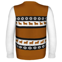 Texas Wordmark NCAA Ugly Sweater
