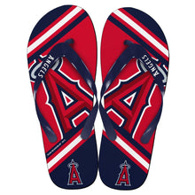 Load image into Gallery viewer, Los Angeles Angels MLB Unisex Big Logo Flip Flops