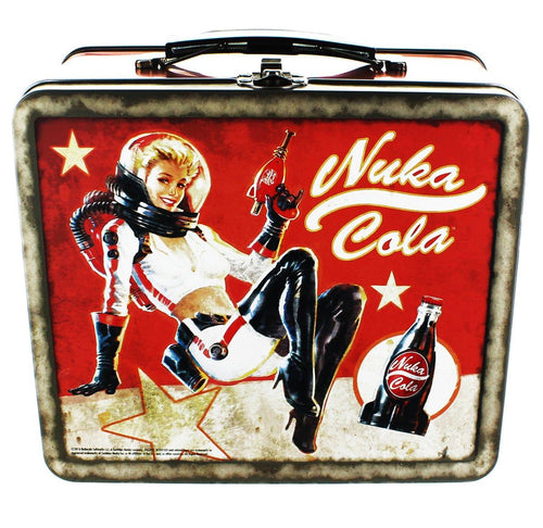Fallout 4 Nuka Cola Collectible Tin Tote