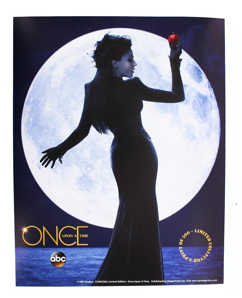 "Once Upon a Time 11""x14"" Print Poster (SDCC Exclusive)"