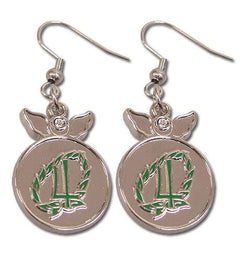 Sailor Moon Jupiter Change Rod Earrings