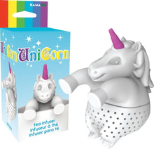 Load image into Gallery viewer, GAMAGO Unicorn Silicone Tea Infuser