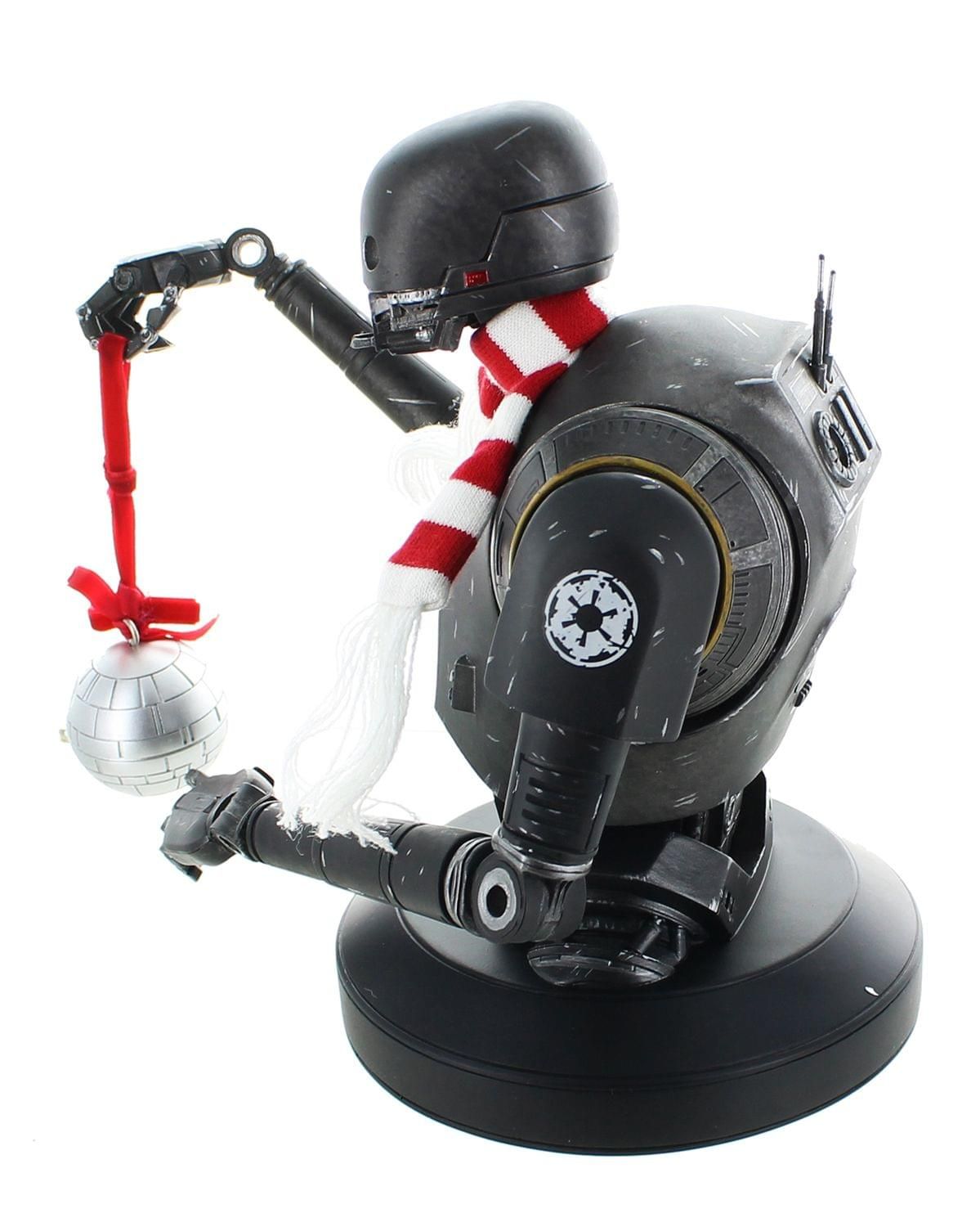 Star Wars Holiday K-2SO Resin Mini Bust