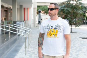 The Golden Girls 'On Wednesdays We Wear Gold' Men's T-Shirt | Comfort Fit