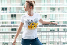 Load image into Gallery viewer, The Golden Girls 'On Wednesdays We Wear Gold' Women's T-Shirt | Comfort Fit