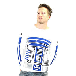 Star Wars Men's R2-D2 Adult Christmas Sweater