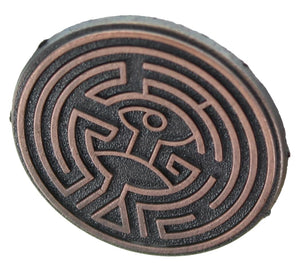 Westworld Maze Collectible Pin