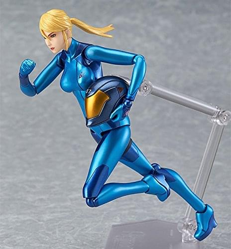 Metroid: Other M Samus Aran (Zero Suit Version) Figma Action Figure