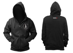 "Mafia III ""223rd"" Black Zip-Up Men's Hoodie, Medium"