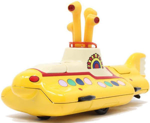 The Beatles Corgi 5 Inch Diecast Yellow Submarine