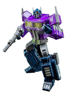 "Transformers Shattered Glass 9"" Action Figure: Optimus Prime"