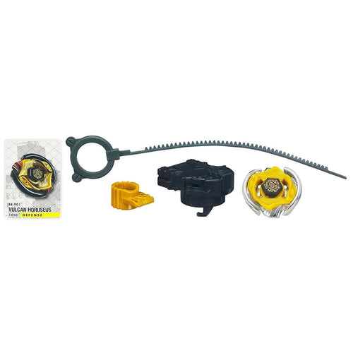 Beyblade Metal Fusion Battle Top: Vulcan Horuseus 145D (Defense)