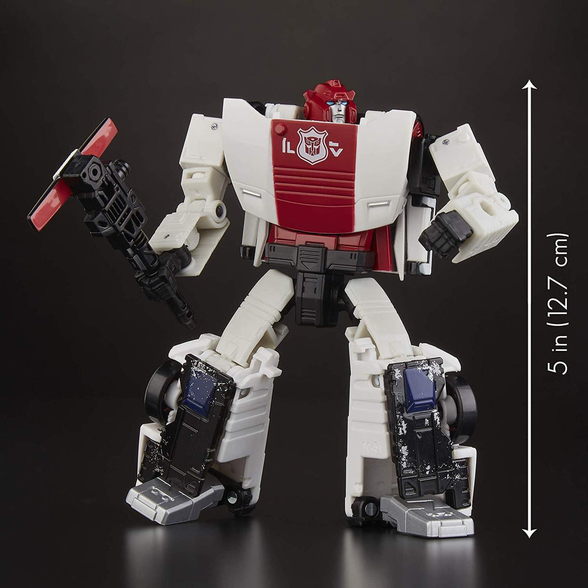 Transformers Generations Siege Deluxe Action Figure | Red Alert