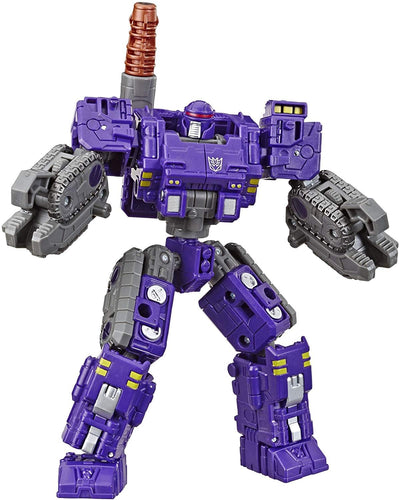 Transformers Generations Siege Deluxe Action Figure | Brunt