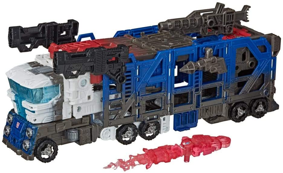 Transformers War For Cybertron Series-Inspired Leader Ultra Magnus