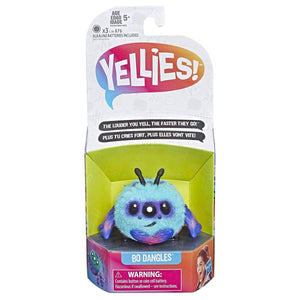 Yellies! Voice-Activated Spider Pet - Bo Dangles