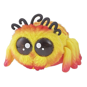 Yellies! Voice & Sound Activated Electronic Spider Pet - Peeks