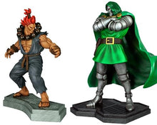 Load image into Gallery viewer, Doctor Doom Vs. Akuma 1:4 Scale Statue Set
