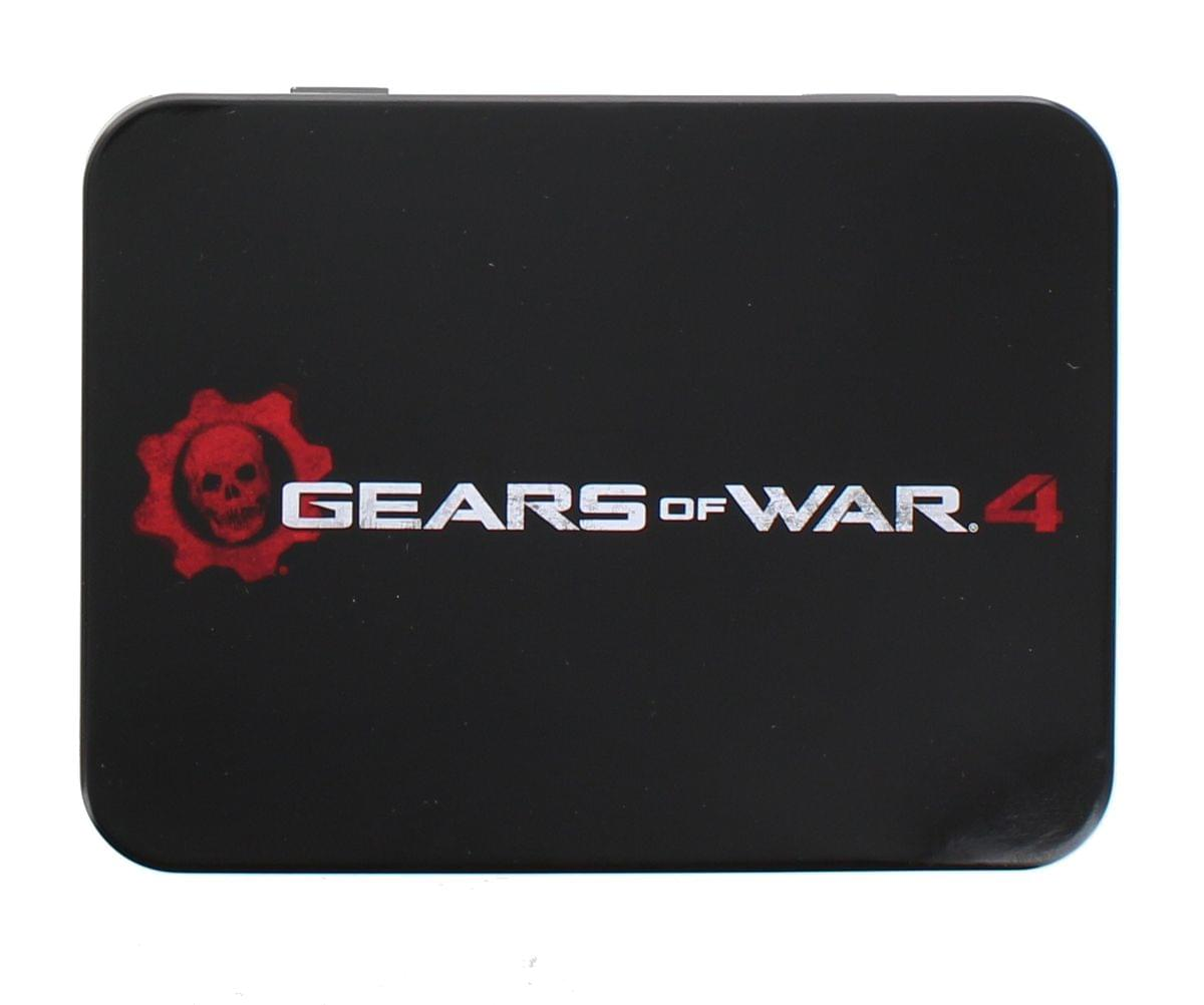 Gears of War 4 Collectible Faction Pins, Set of 3 in Presentation Tin