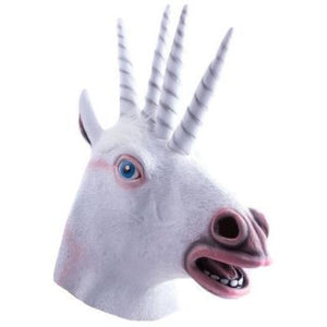 Quadricorn Adult Costume Mask