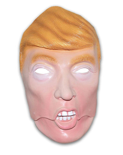 Billionaire Tycoon 2 Piece Moving Face Mask