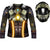 Fortnite Inspired Child Sublimated Costume Shirt & Hood - Dark Voyager
