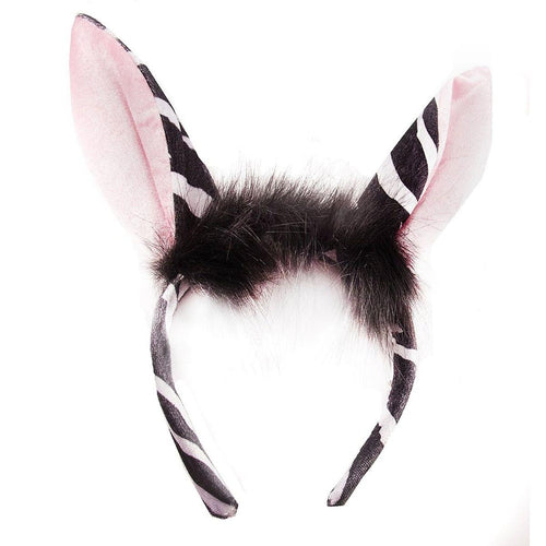 Anime Zebra Adult Costume Headband