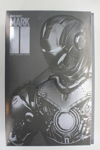 Iron Man Mark II Armor Unleashed Version 1:6 Scale Figure By Hot Toys - Damaged