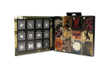 Load image into Gallery viewer, Game of Thrones 12 Days of Socks Gift Set for Men & Women - 6 Crew | 6 Ankle