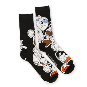 Cuphead Collectibles | Cuphead Bang Bang Socks | Men's Crew Socks