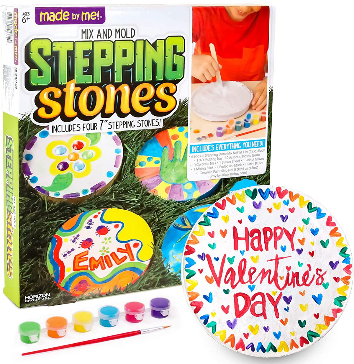 Made By Me Stepping Stones Craft Kit