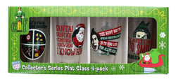Elf the Movie Motto 16oz Pint Glass 4-Pack