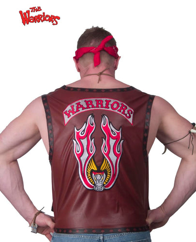 Warriors Deluxe Costume Adult X-Large