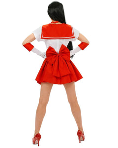 Sailor Moon Mars Teen Costume