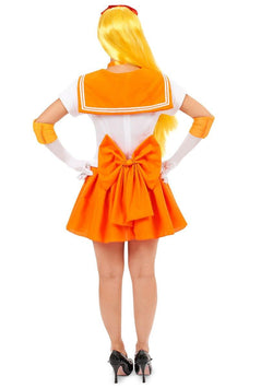 Sailor Moon Venus Sexy Adult Costume