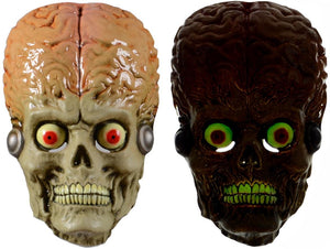 Mars Attacks SDCC Exclusive PVC Glow In The Dark Costume Mask
