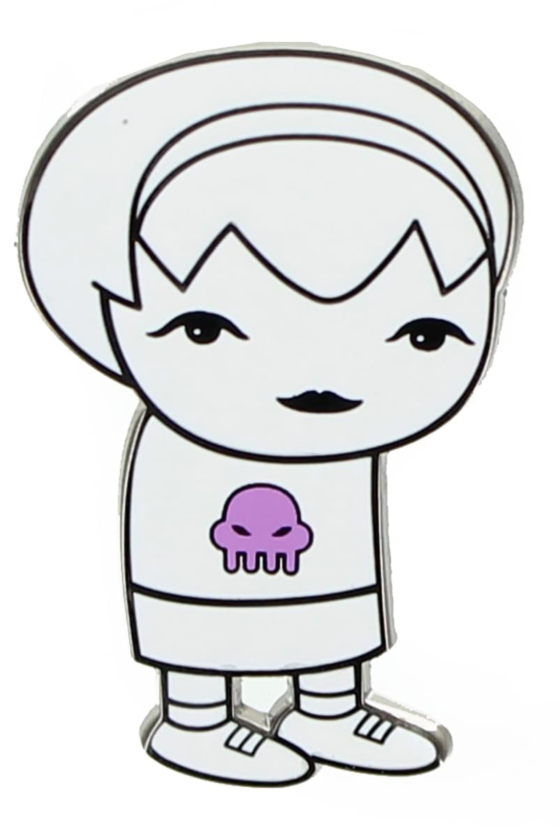 Homestuck Rose Lalonde 2 Inch Sprite Pin