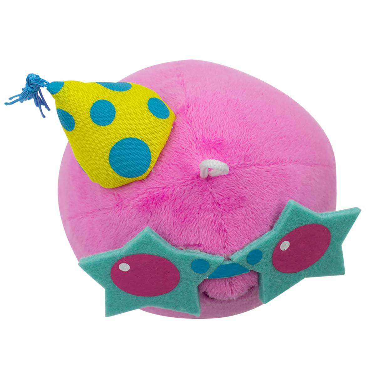 Slime Rancher 4 Inch Party Pink Slime Collector Plush
