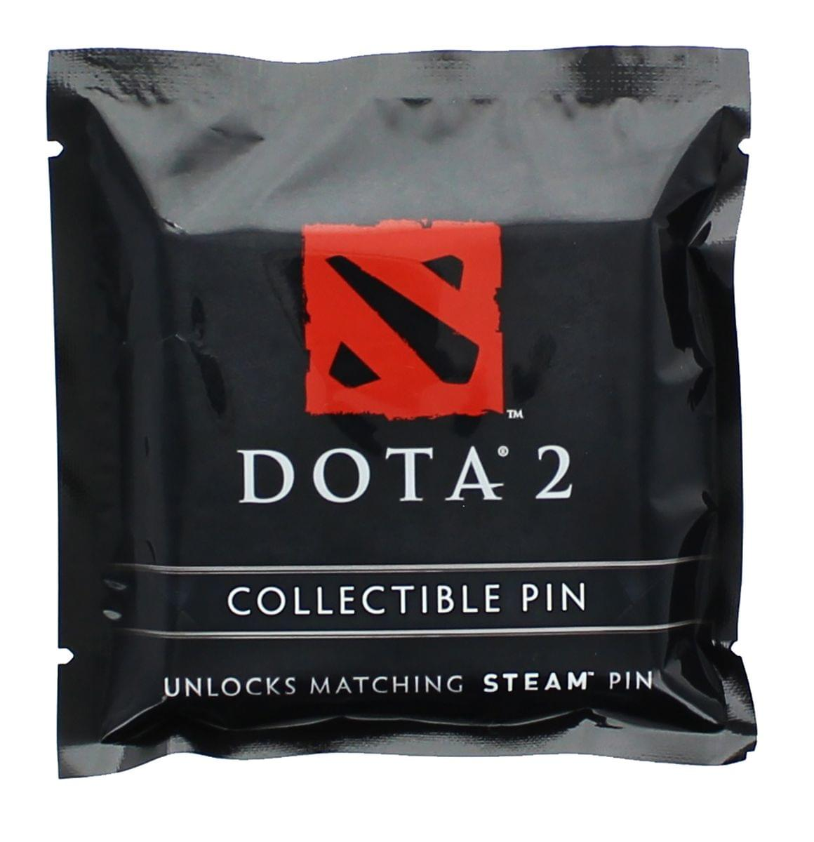 DOTA 2 Series 1 Blind Boxed Collectible Enamel Pin - One Random
