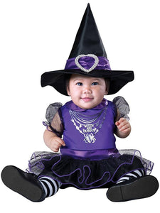 Witch & Famous Infant Costume 6-12 Months