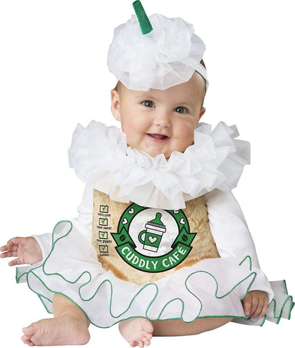 Cuddly Cappuccino Baby Costume