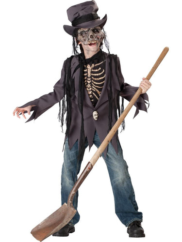 Grave Robber Costume Child