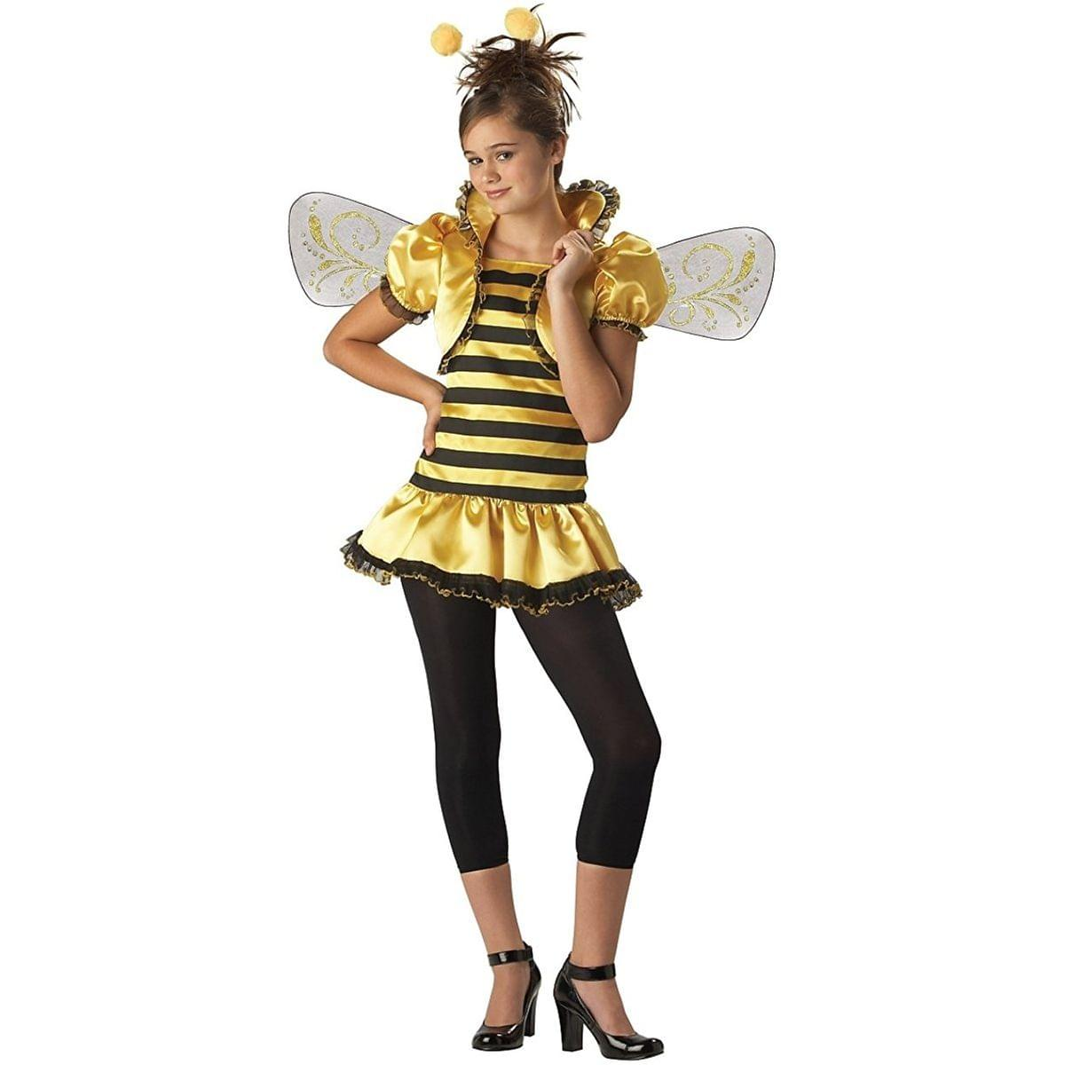 Honey Bee Child Costume, Small (Age 8-10)