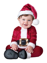 Load image into Gallery viewer, Baby Santa Costume Toddler 12-18 Months