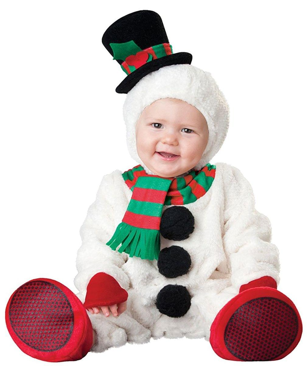 Silly Snowman Infant Costume